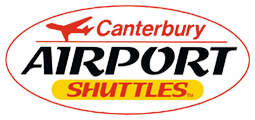 Canterbury airport shuttle_logo