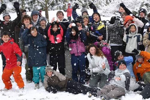 YMCA Ski Camp