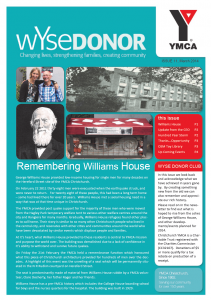 wYseDONOR Mar 2014