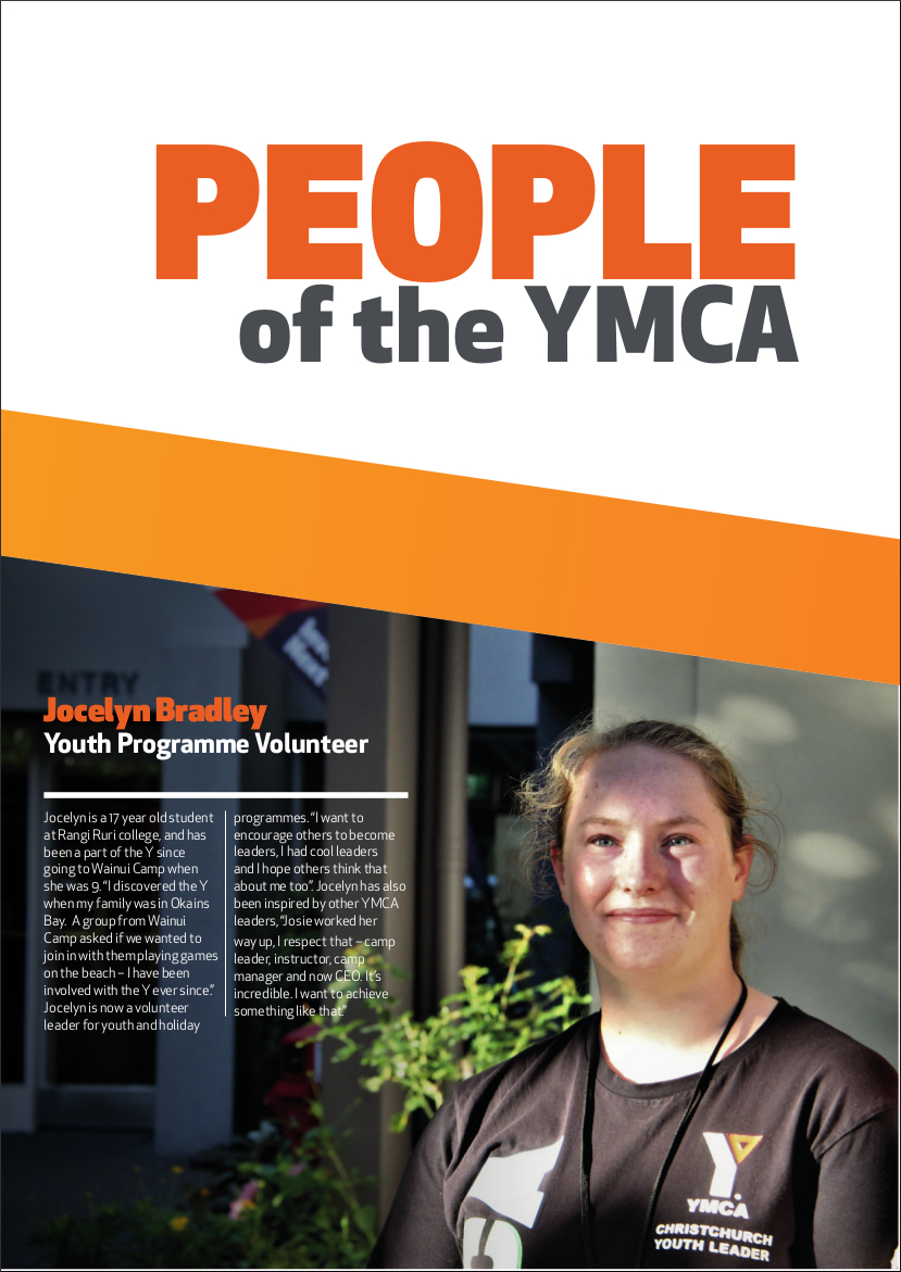 2017 People of the YMCA
