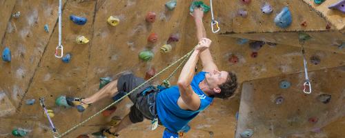 Climbing Course 4