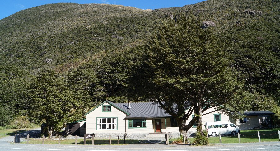 Arthur's Pass Outdoor Education Centre