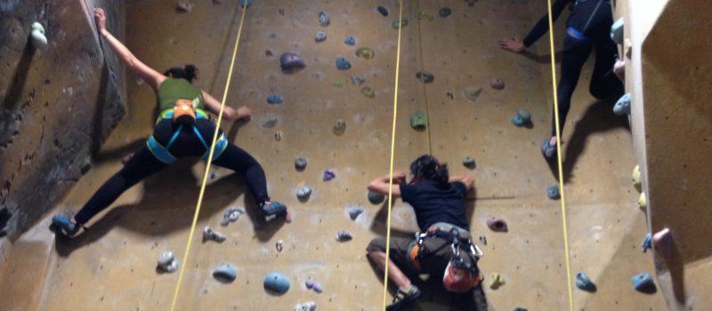 South Island Secondary Schools Climbing