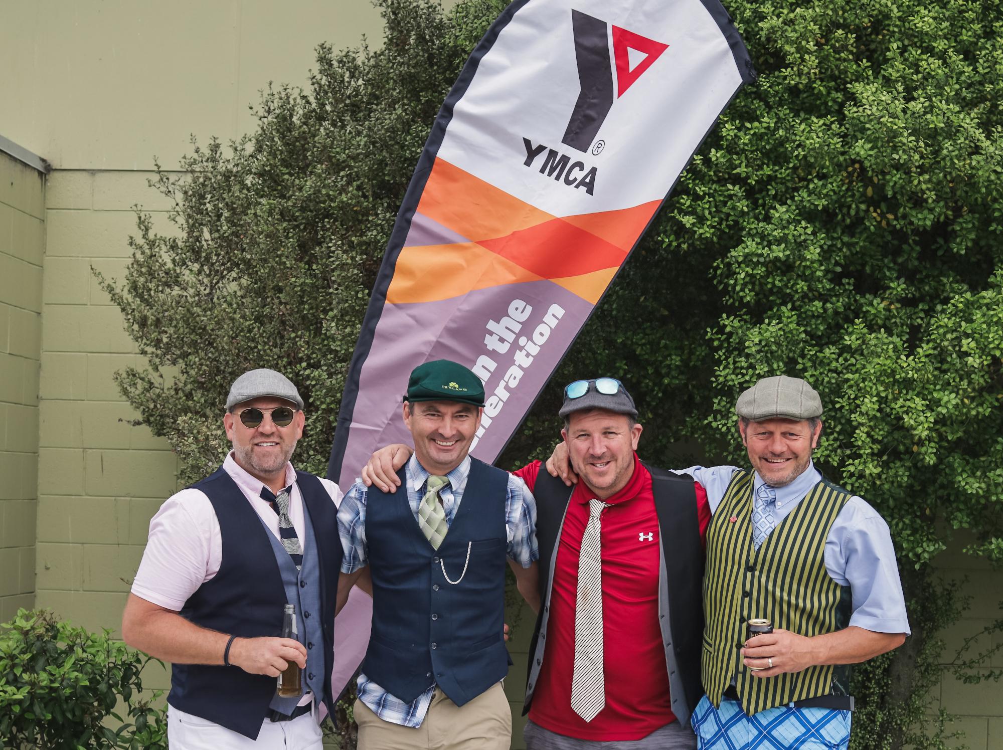 2021 YMCA Charity Golf Tournament